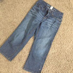 ☀️ Capri Jeans